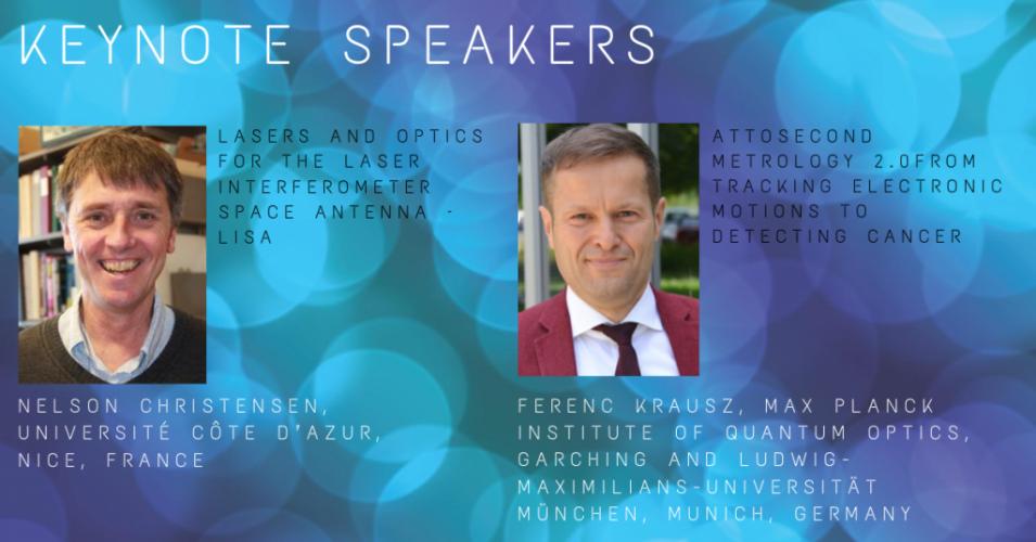 Keynote speaker(1)